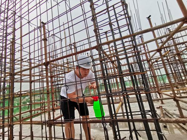 大地除锈厂家详解钢筋除锈剂施工流程