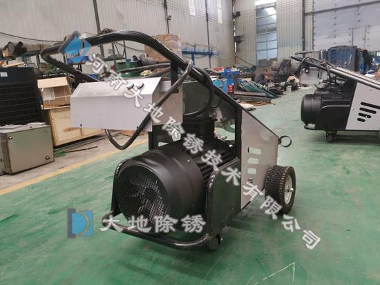 大地钢筋除锈机设备