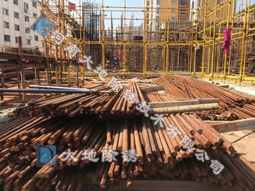 钢筋生锈不除锈的危害及钢筋除锈方法